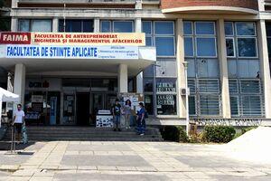 UPB: Conferinta Internationala PHYSICS OF MATERIALS PM-4 2014