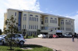 Universitatea de Medicina Ovidius - Campusul nou
