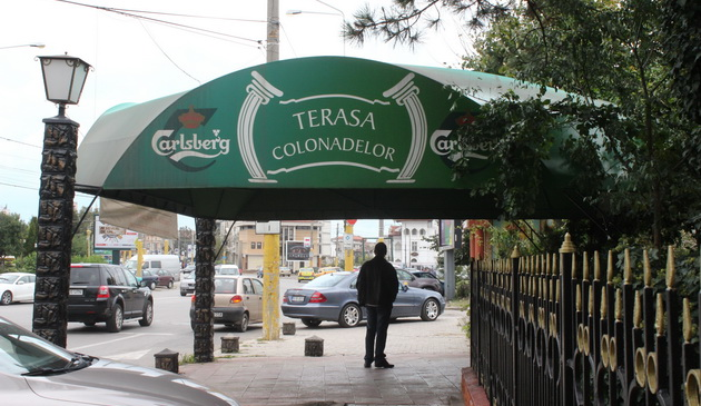 Restaurant/Terasa Colonadelor