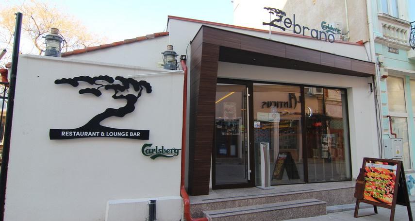 ZEBRANO restaurant lounge-bar