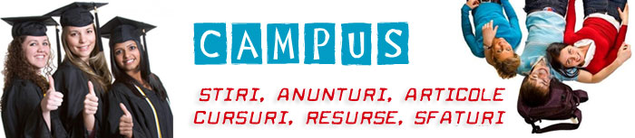 Stiri, campus Constanta