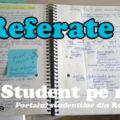 referate cursuri studenti