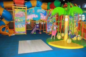 JUMP kids playground