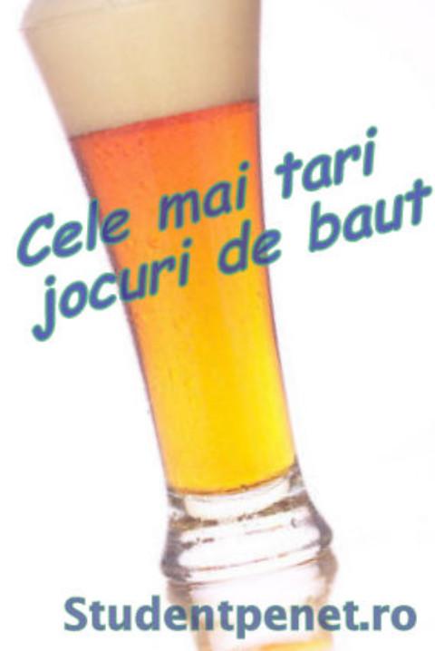 Ruleta ruseasca cu alcool a.k.a. faza cu berea