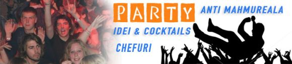 Party, chef, studenti