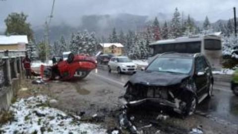 Serban Huidu a ucis 3 oameni intr-un accident rutier grav produs pe DN 1