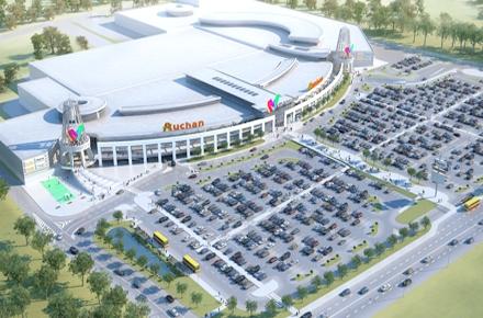 Deschiderea noului Mall din Constanta: inaugurarea Maritimo Shopping Center