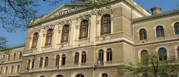 Campus Cluj: Universitatea Babes Bolyai