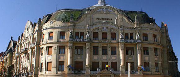 Campus Timisoara: Universitatea Politehnica