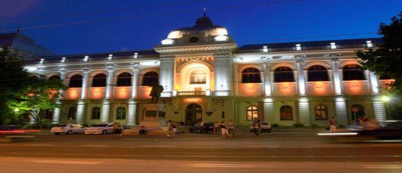 """Campus Iasi: Universitatea """"Alexandru Ioan Cuza"""""""