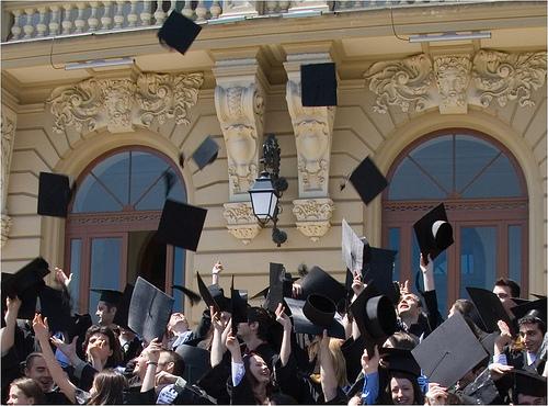 Absolvire studii (februarie 2012) - Facultatea de Informatica din Iasi