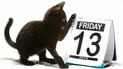 Superstitii pentru ziua de vineri 13