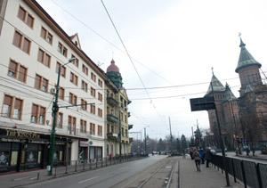 Cazare studenti in Timisoara: Casa Politehnicii - Casa Poli 1 si 2