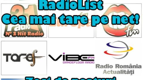 Asculta posturi de radio din Romania online – playlist Winamp