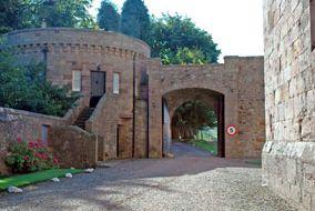 Castelele bantuite din Scotia: Fantoma din Castelul Borthwick