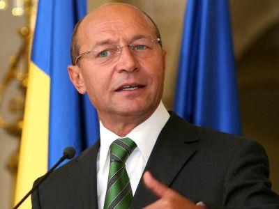 Basescu a trimis Parlamentului, la reexaminare, legea privind Bac-ul profesional