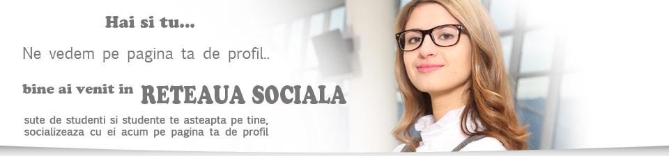 Reteaua sociala