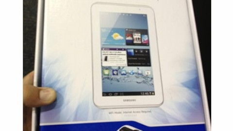 Galaxy Tab 2 Student Edition – o tableta pentru studenti