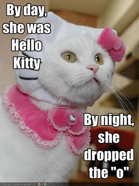 Hello Kitty in realitate?!