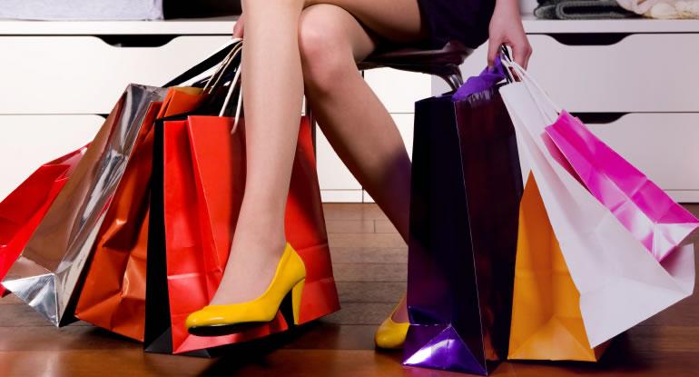 Test: esti dependenta de cumparaturi?