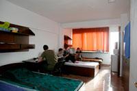 Universitatea Maritimă Constanţa: cazarea studentilor in camine, septembrie 2012