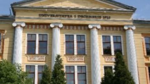"""Conditii de cazare de 3 stele in caminele Universităţii """"1 Decembrie 1918"""" din Alba Iulia"""