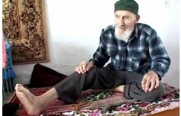 Cel mai bătrân bărbat din lume,  Magomed Labazanov, a murit la vârsta de 122 de ani