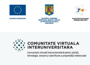 Educarea studenţilor în domeniul cercetării şi valorificării proprietăţii intelectuale: Comunitate virtuală interuniversitară