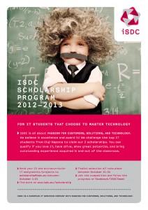 ISDC lansează o nouă provocare pentru studenții IT din Cluj: Bursele de Excelență 2012 – 2013