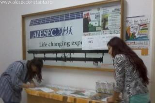Au mai rămas doar 2 zile în care te poţi înscrie în AIESEC Constanţa!