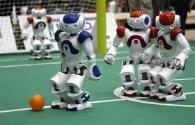Primul Campionat de Fotbal Robotic din România organizat de Centrul de Creaţie Tehnică pentru Tineret