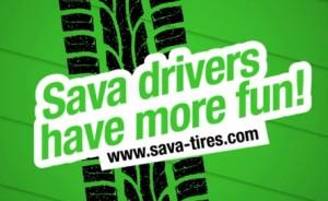 Şoferii Sava se distrează mai mult!