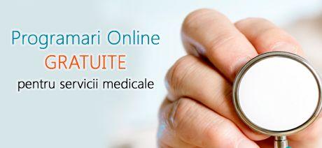 O aplicatie online de programari la consultatii medicale: ConsultaDoctor.ro