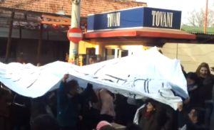 Proteste studentesti la Timisoara