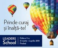 LEADERS School, programul de leadership care schimba vieti, revine cu editia a 11-a