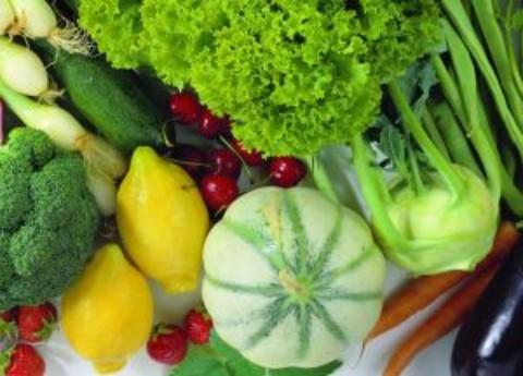 Beneficiile fructelor si legumelor asupra sanatatii