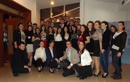 AIESEC Constanţa - portofoliu de prezentare