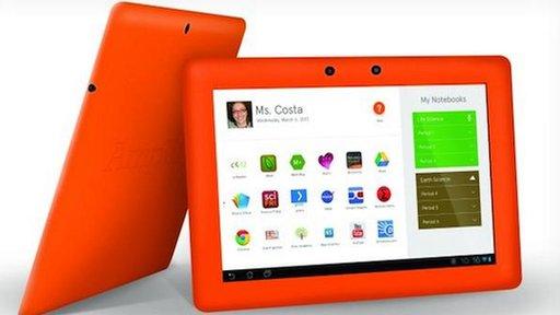 Tabletă pentru studenți, Amplify Tablet  la pretul de 299 de dolari