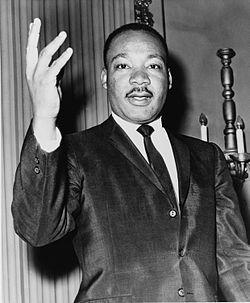 Martin Luther King - lupta impotriva segregației rasiale și discriminării rasiale