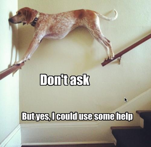 O mana de ajutor?