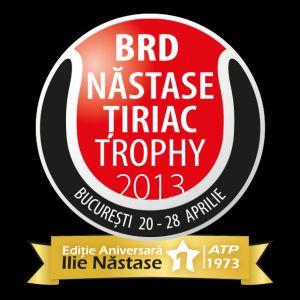 Turneul internaţional de tenis BRD Năstase Ţiriac Trophy
