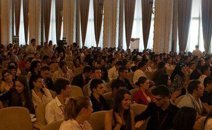 Uniunea Studenților din România a pus bazele unui nou model de societate pentru tineri