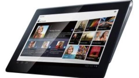 Tabletă Sony pentru studenți: 13 inch, touchscreen e-ink, suport pentru stilou