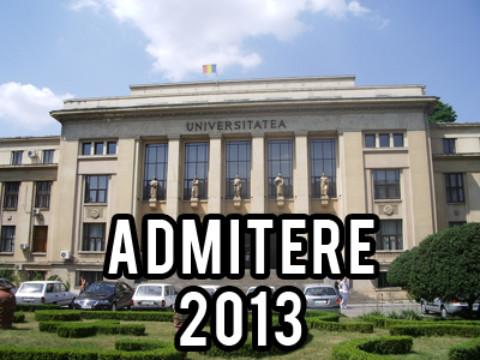 Facultatea de Administraţie şi Afaceri Bucuresti – Admitere septembrie 2013