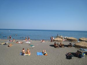 plaja mare bronz vara