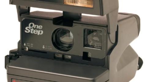 Aparatul foto Polaroid – ce s-a ales de firma producatoare