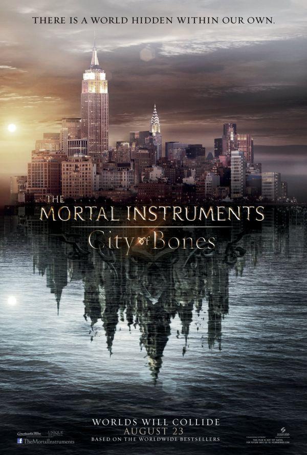 Instrumente Mortale: Orasul Oaselor (Mortal Instruments: City of Bones) N-15 - AVANPREMIERA