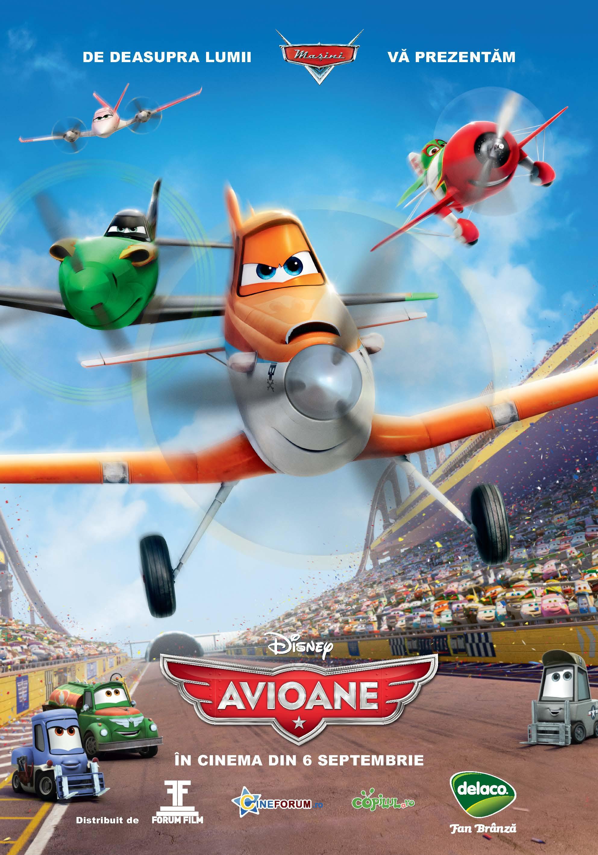 Avioane 3D (Planes) AG