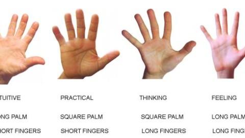 Forma mainilor iti spune ce fel de om esti!