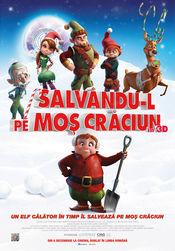 Salvandu-l pe Mos Craciun 3D(Saving Santa)- dublat in lb romana